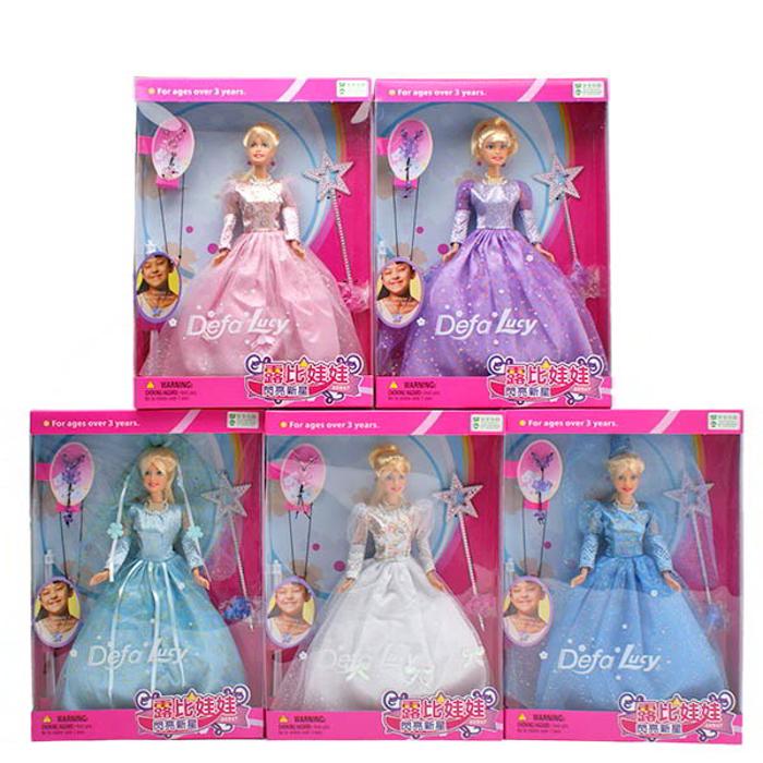 Кукла Фея с аксессуарами, 34 см.Куклы Defa Lucy<br>Кукла Фея с аксессуарами, 34 см.<br>