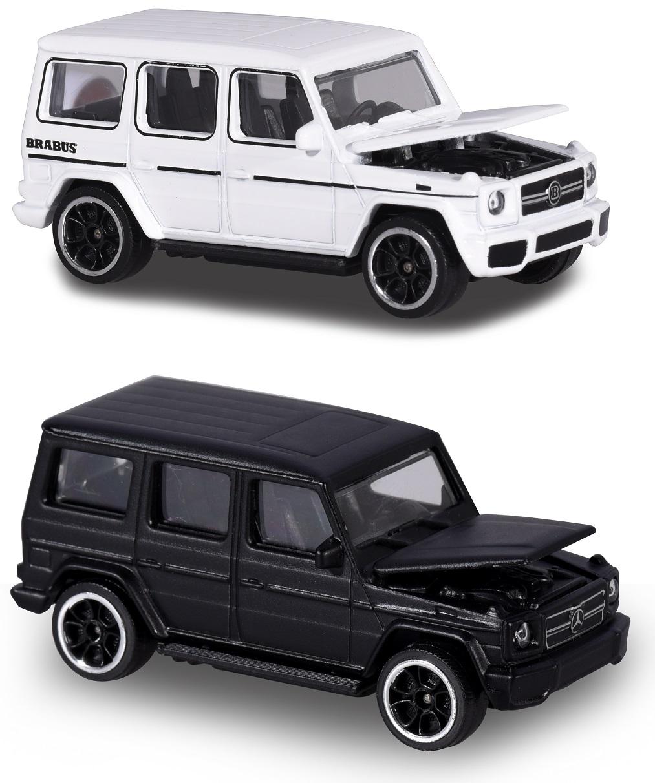 Машинка Mercedes-Benz BRABUS G63, Premium, открывается капот, 7,5 см. от Toyway