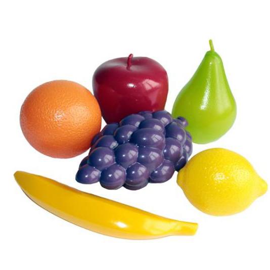 Игровой набор – Фрукты, в сеткеАксессуары и техника для детской кухни<br>Игровой набор – Фрукты, в сетке<br>