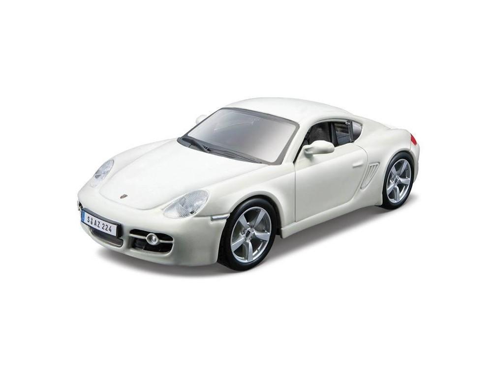 Машинка для сборки Porsche Cayman S, металлическая, 1:32Porsche<br>Машинка для сборки Porsche Cayman S, металлическая, 1:32<br>