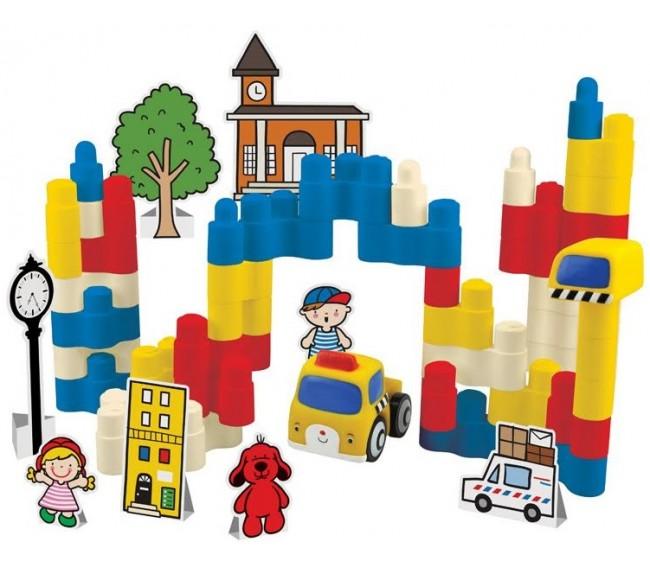 Купить Игровой конструктор - Город мечты, K's Kids