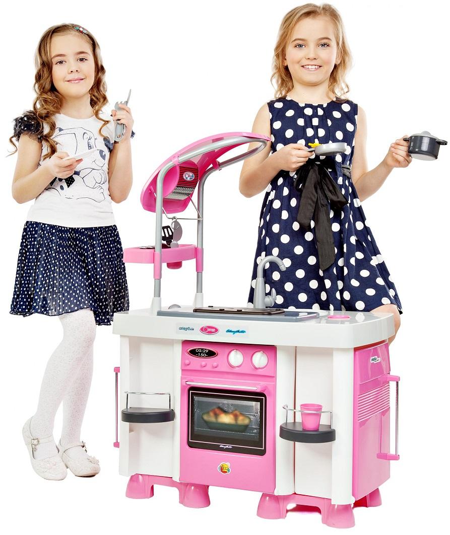 Купить Набор Carmen №7 с посудомоечной машиной и варочной панелью, в пакете, Полесье