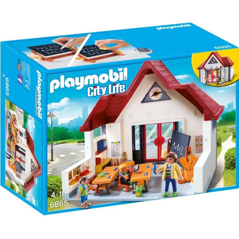 Купить Игровой набор из серии Школа: Здание, Playmobil