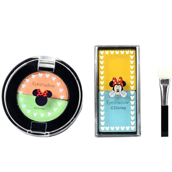 Игровой набор детской декоративной косметики для глаз из серии MinnieЮная модница, салон красоты<br>Игровой набор детской декоративной косметики для глаз из серии Minnie<br>
