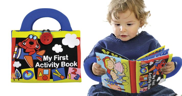 Моя первая книжкаМягкие развивающие книжки<br>Моя первая книжка<br>