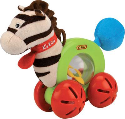 Звуковая развивающая игрушка Пони Райн на роликах