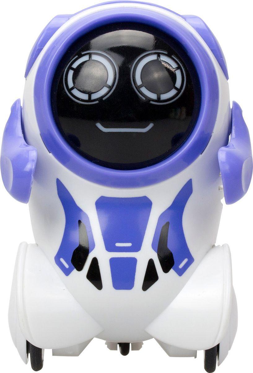 Купить Робот Покибот, фиолетовый, Silverlit