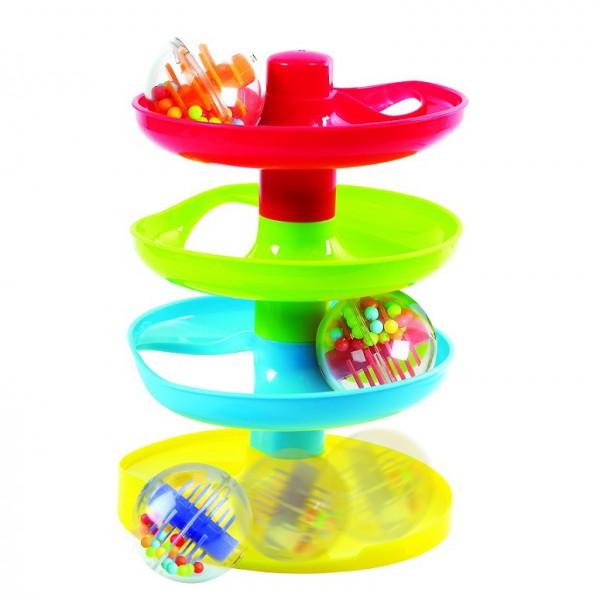 Развивающая игрушка - Лабиринт с шарикамиРазвивающие игрушки PlayGo<br>Развивающая игрушка - Лабиринт с шариками<br>