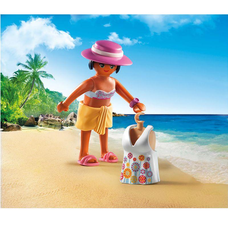 Игровой набор Девушка в пляжном наряде - Модный БутикФигурки людей<br>Игровой набор Девушка в пляжном наряде - Модный Бутик<br>