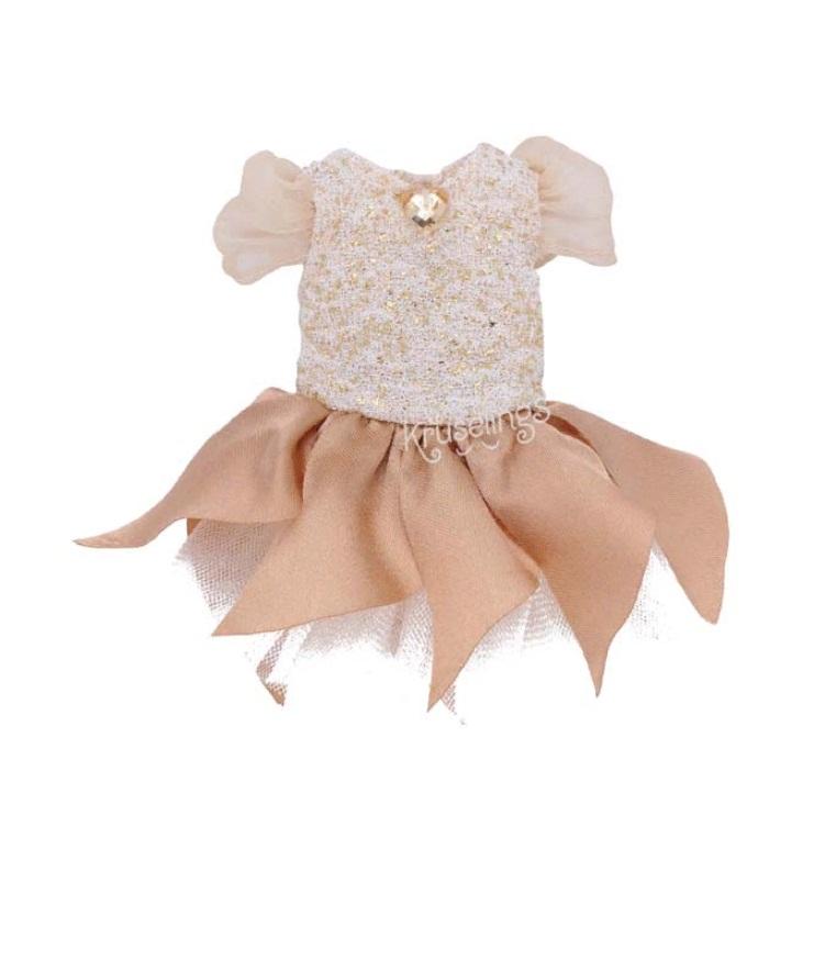 Платье для куклы Луна Kruselings, 23 см фото
