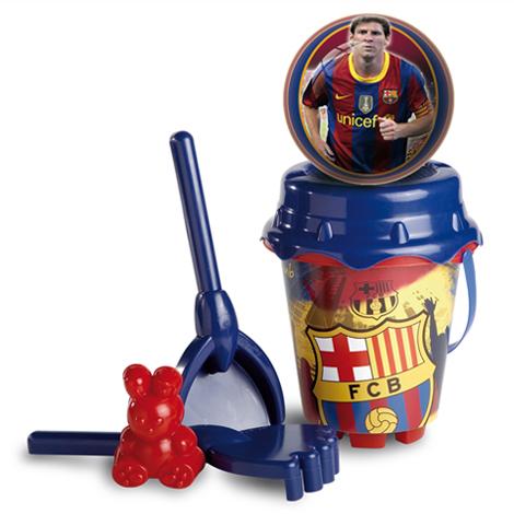 Песочный набор Барселона с мячомВсе для песочницы<br>Песочный набор Барселона с мячом<br>