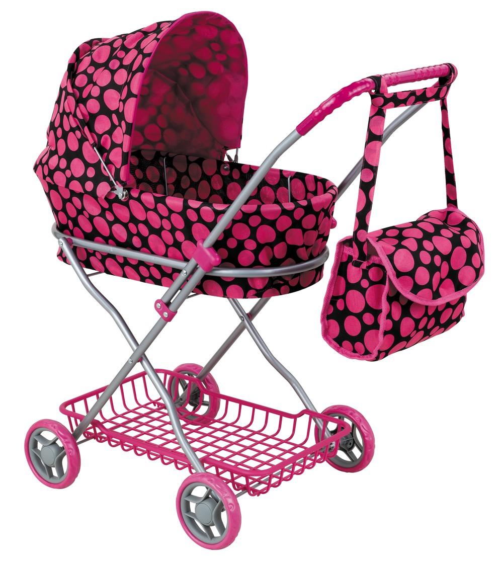 Купить Игрушечная коляска для куклы 8016, Melogo