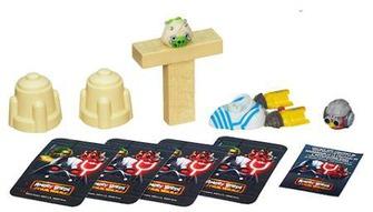 Игра настольная серии GAMES - ABSW Дженга Гонщики от Toyway