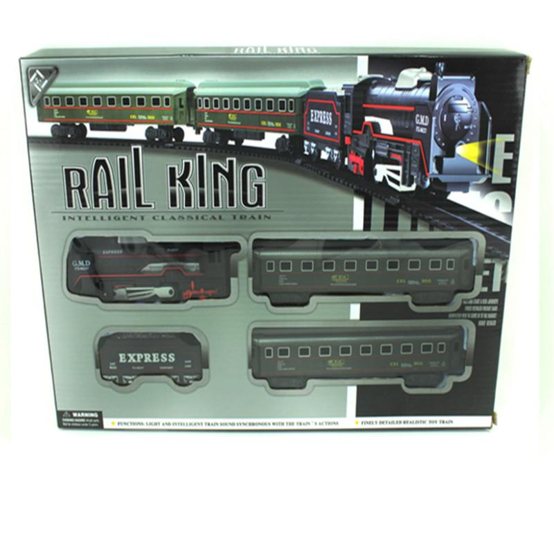 Железная дорога Rail KingДетская железная дорога<br>Железная дорога Rail King<br>