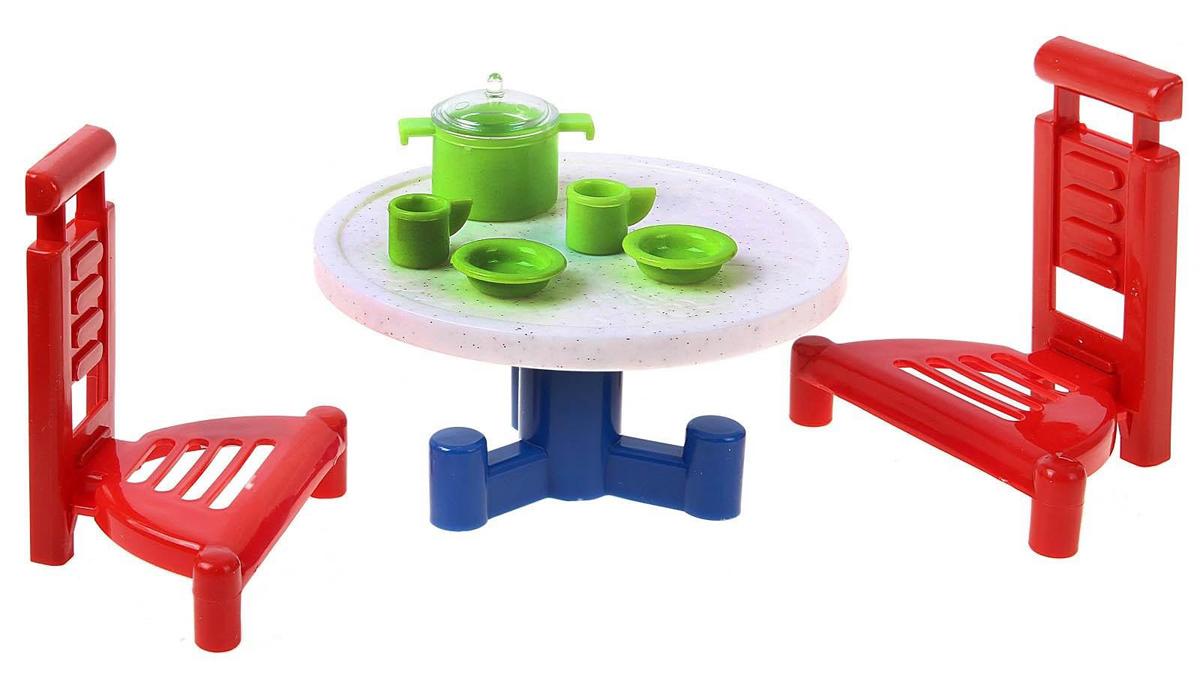 Игровой набор мебели - ДачныйКукольные домики<br>Игровой набор мебели - Дачный<br>