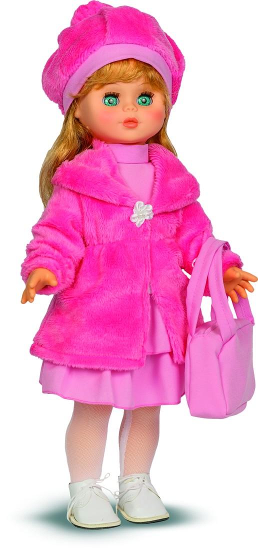 Кукла Оля1, со звуком, 43 смРусские куклы фабрики Весна<br>Кукла Оля1, со звуком, 43 см<br>