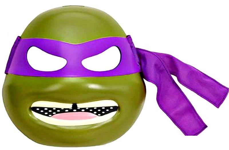 Маска Черепашек Ниндзя ДонателлоКарнавальные маски и колпаки<br>Маска Черепашек Ниндзя Донателло<br>