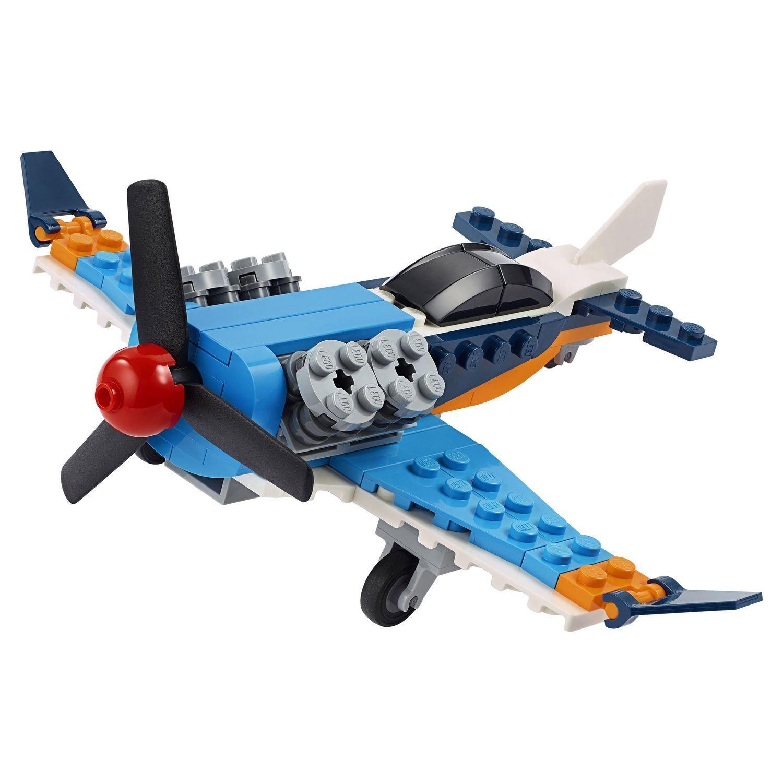 Конструктор Lego® Creator - Винтовой самолет
