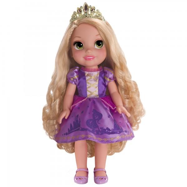 Кукла-малышка серии Принцессы Дисней - Рапунцель/Мерида, Disney PrincessКуклы Disney: Ариэль, Золушка, Белоснежка, Рапунцель<br>Кукла-малышка серии Принцессы Дисней - Рапунцель/Мерида, Disney Princess<br>