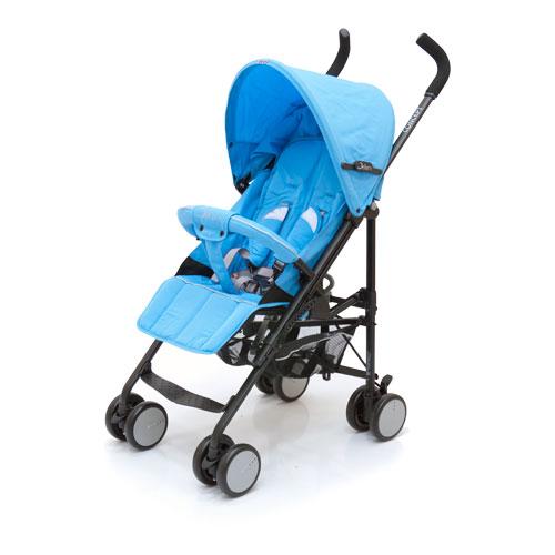 Коляска трость Concept, BlueДетские коляски Capella Jetem, Baby Care<br>Коляска трость Concept, Blue<br>