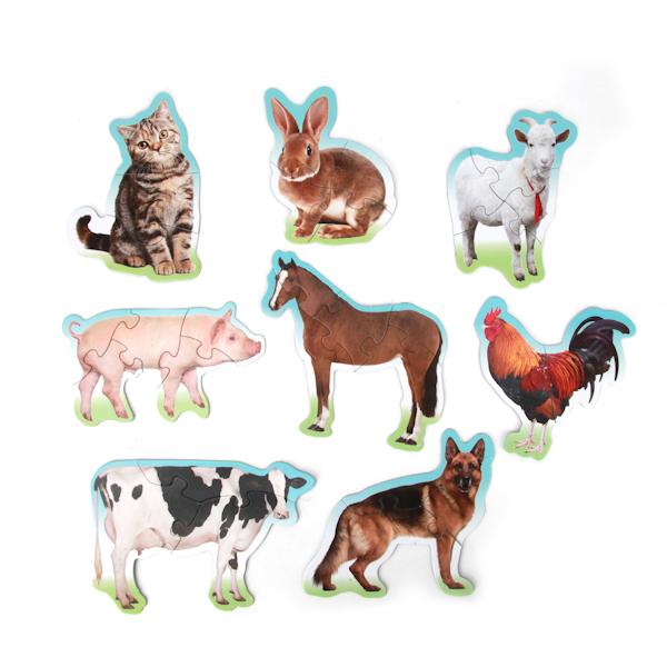 картинки домашних животных для малышей распечатать наделал