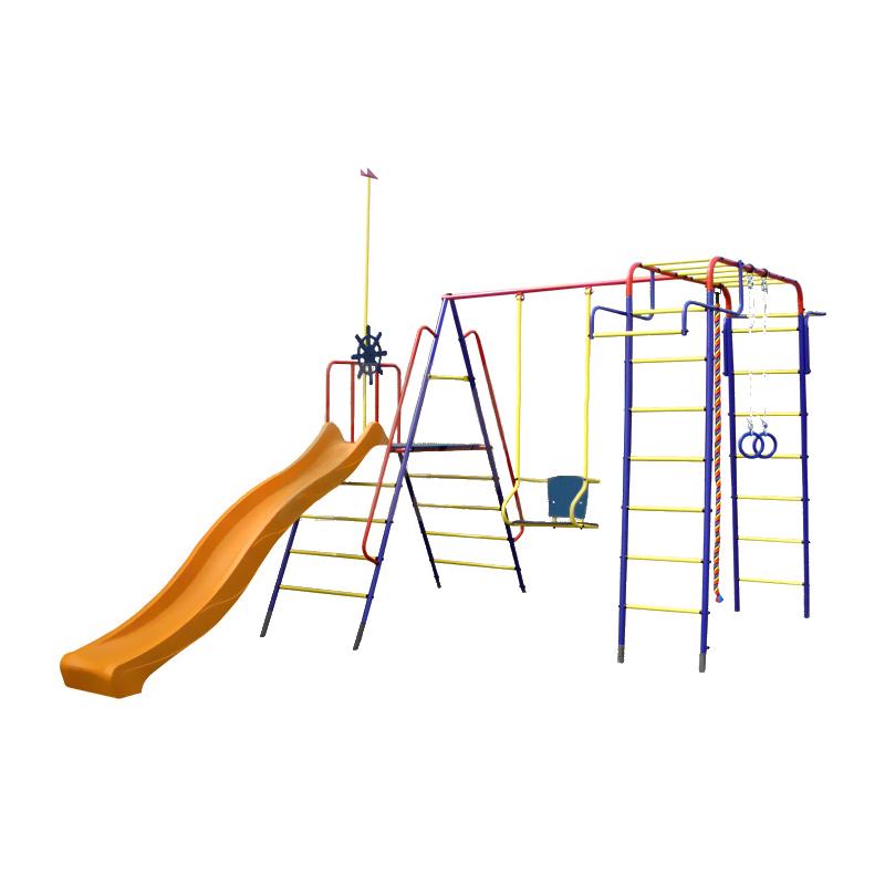 Купить Детский спортивный комплекс Пионер Морячок дачный с горкой
