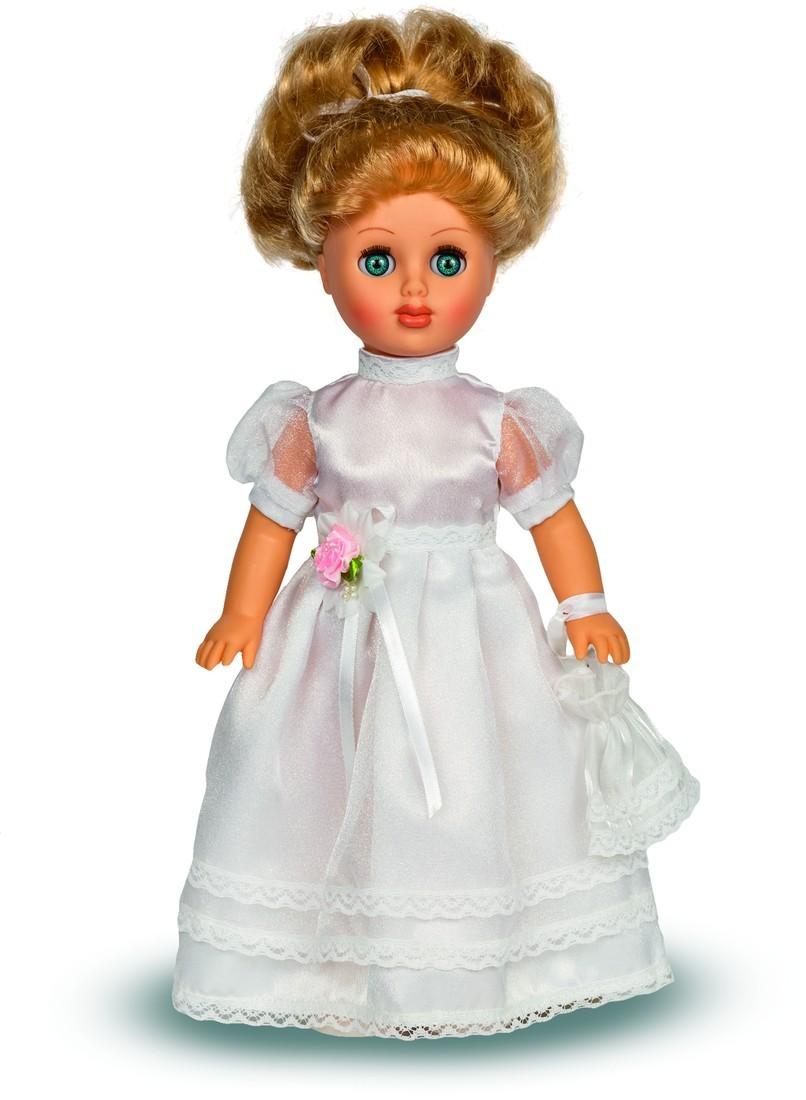 Кукла Алла 10, 35 смРусские куклы фабрики Весна<br>Кукла Алла 10, 35 см<br>