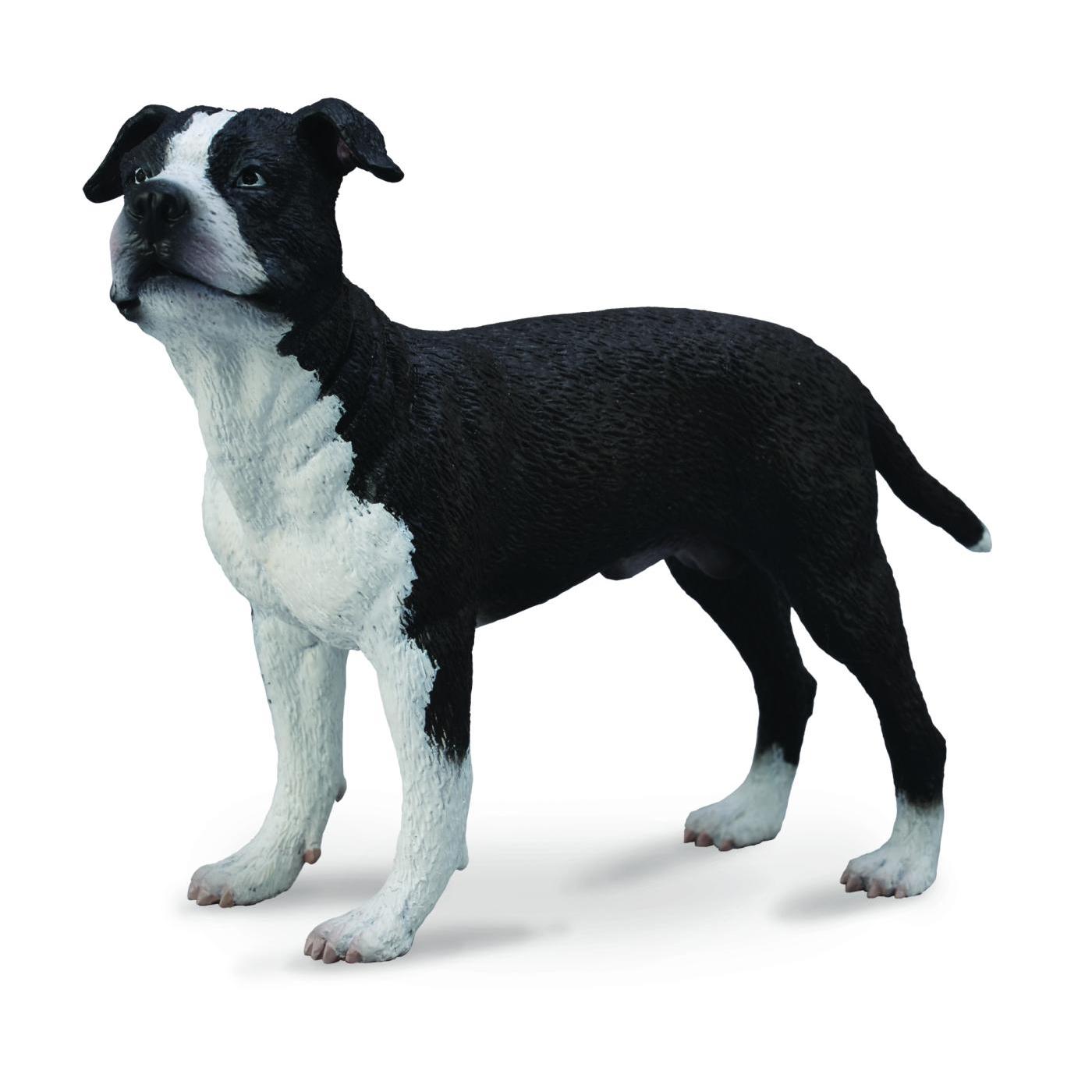 Фигурка - Стаффордширский терьер, размер LСобаки и щенки (Dogs &amp; Puppies)<br>Фигурка - Стаффордширский терьер, размер L<br>