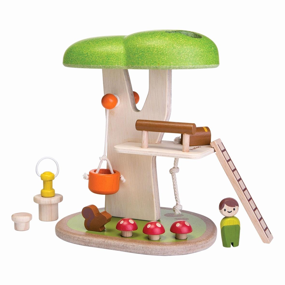 Купить Игровой набор – Дом на дереве, Plan Toys