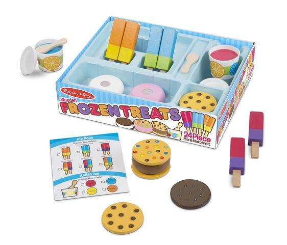 Готовь и играй – Набор для приготовления мороженогоАксессуары и техника для детской кухни<br>Готовь и играй – Набор для приготовления мороженого<br>