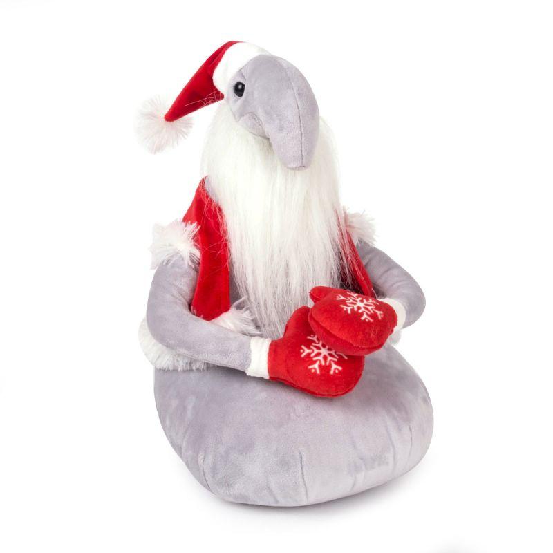 Мягкая игрушка из серии Ждун - Дед Мороз, 30 см.Ждун<br>Мягкая игрушка из серии Ждун - Дед Мороз, 30 см.<br>