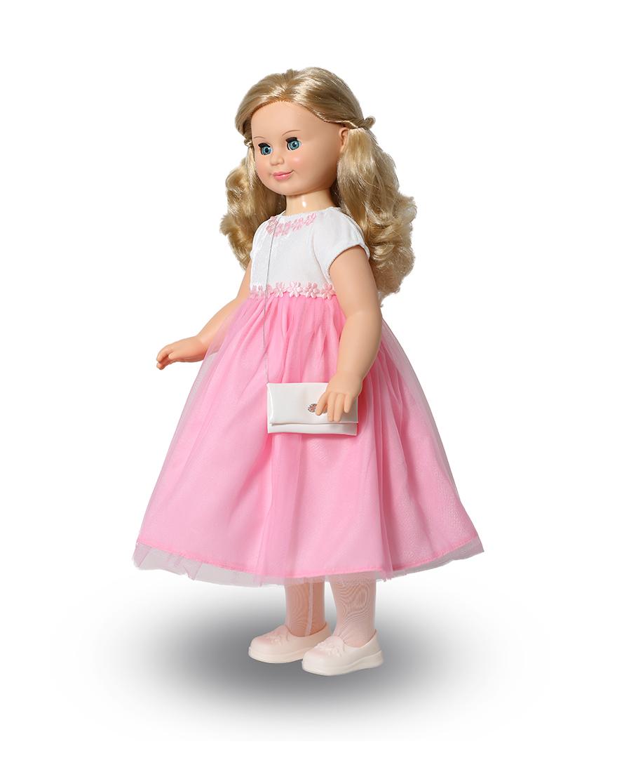 Озвученная кукла – Милана 27, 70 смРусские куклы фабрики Весна<br>Озвученная кукла – Милана 27, 70 см<br>