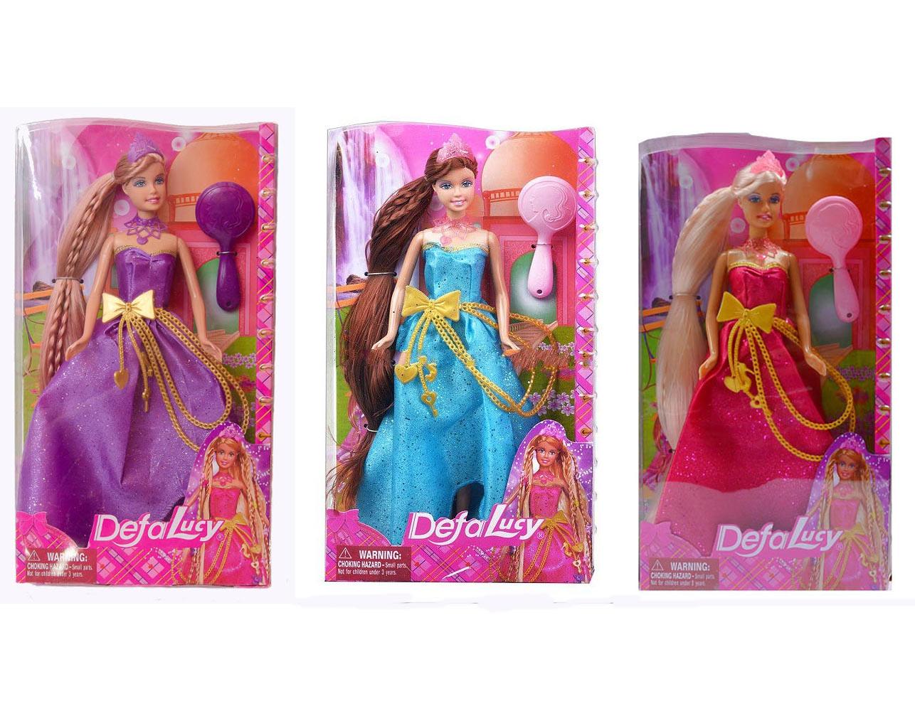 Кукла Lucy с аксессуарамиКуклы Defa Lucy<br>Кукла Lucy с аксессуарами<br>