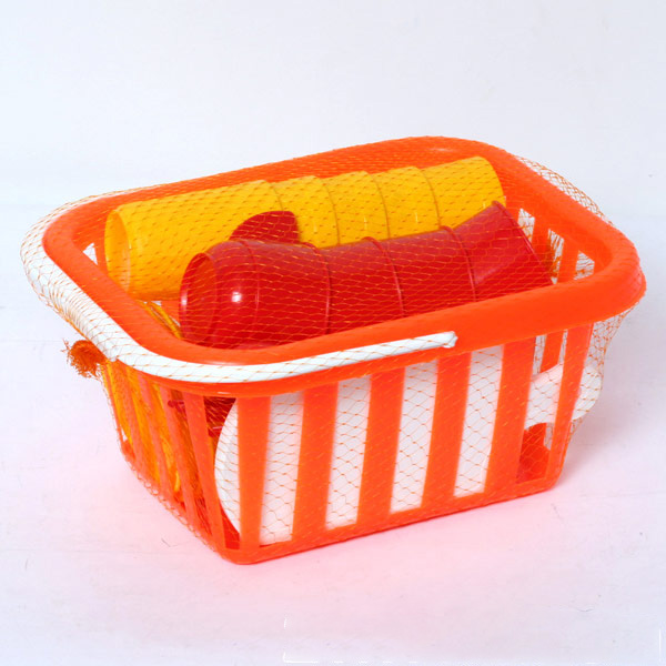 Детский кухонный набор – Пикник, 35 предметовАксессуары и техника для детской кухни<br>Детский кухонный набор – Пикник, 35 предметов<br>