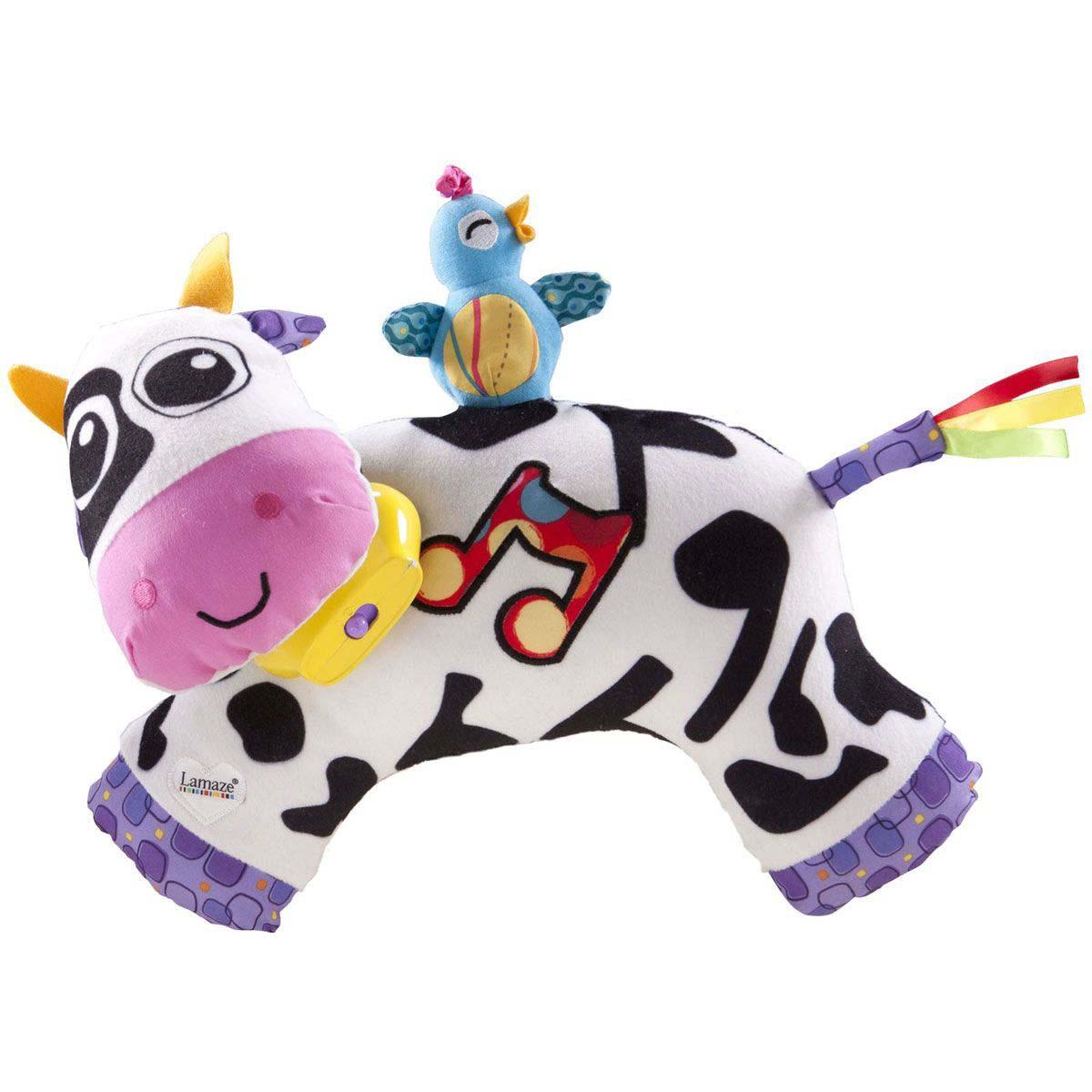 Музыкальная КоровкаДетские развивающие игрушки<br>Музыкальная Коровка<br>