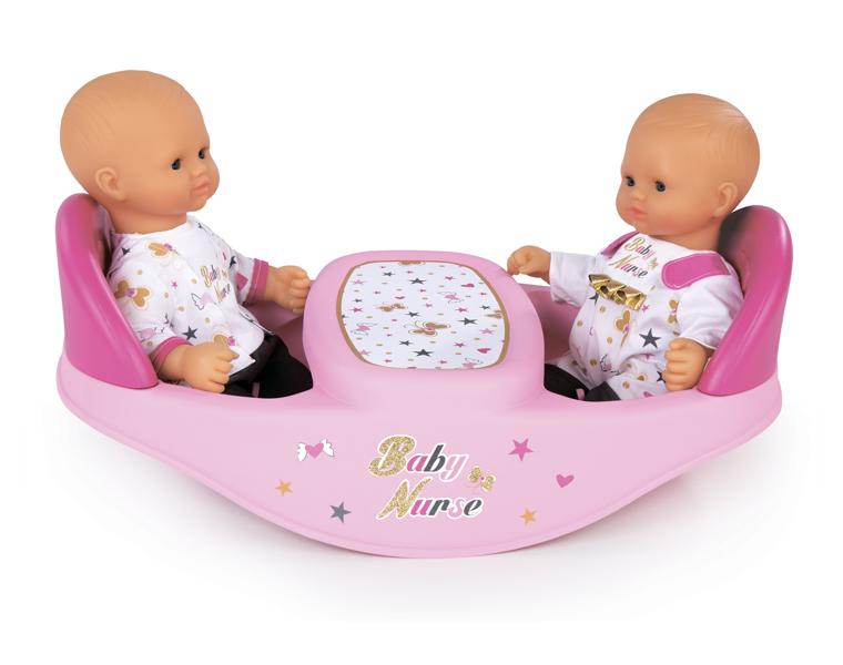 Кукольный стульчик для кормления 16