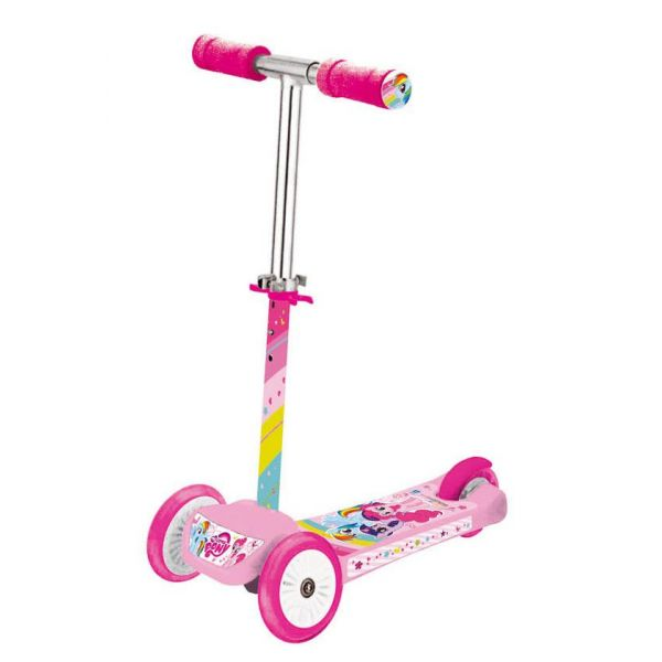 Самокат 3-х колесный My Little PonyТрехколесные самокаты<br>Самокат 3-х колесный My Little Pony<br>