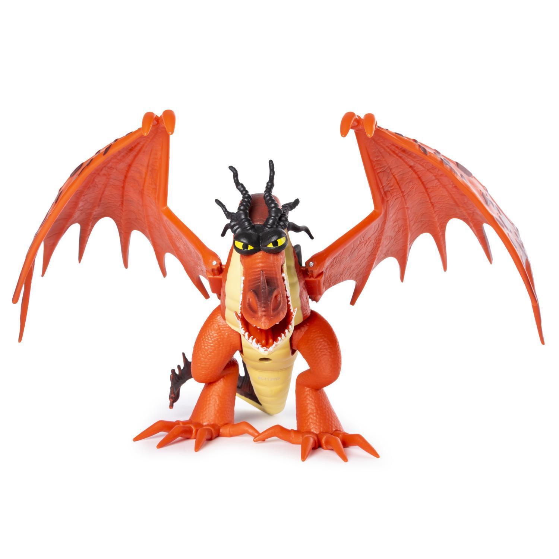 Купить Фигурка Как приручить дракона-3 с подвижными крыльями - Кривоклык, Spin Master