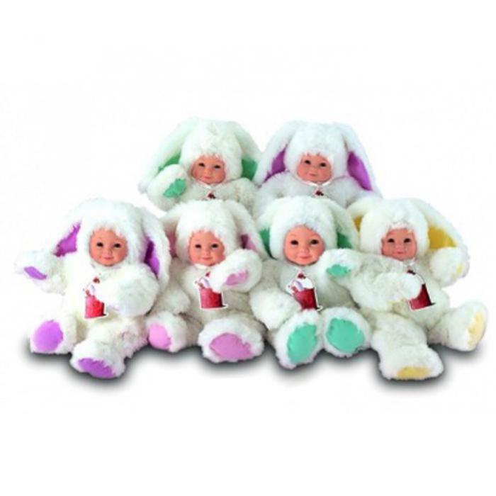 Кукла из серии «Детки-зайчики», 38 смКуклы детки ANNE GEDDES<br>Кукла из серии «Детки-зайчики», 38 см<br>