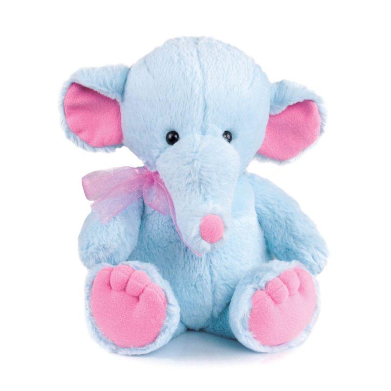 Купить Слоник Леля, 25 см, Button Blue