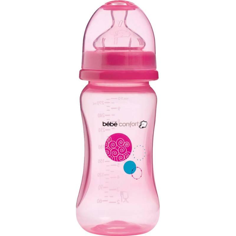 Бутылочка для кормления Maternity, 270 мл, розоваяТовары для кормления<br>Бутылочка для кормления Maternity, 270 мл, розовая<br>