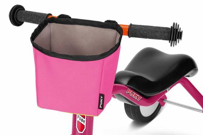 Купить Сумка LT3 на руль для Pukylino и Wutsch, pink/розовая
