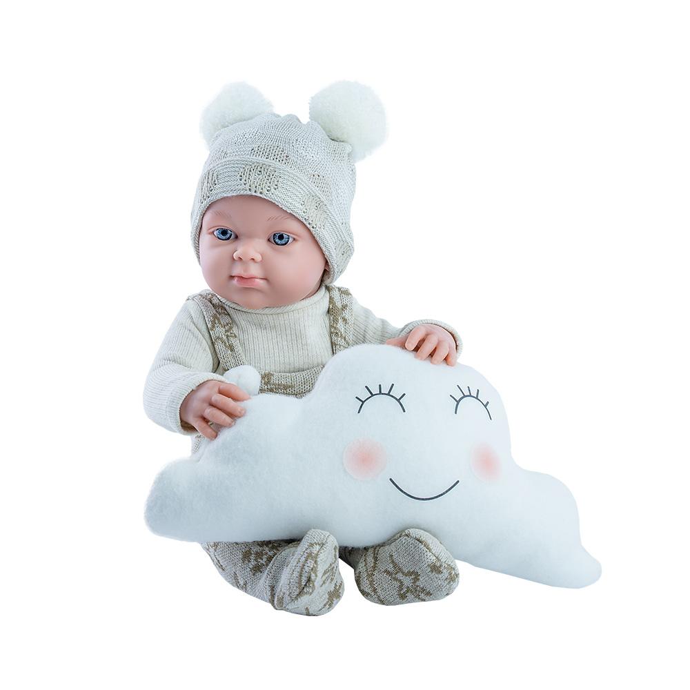 Купить Кукла Бэби с подушкой - облаком, 32 см, Paola Reina