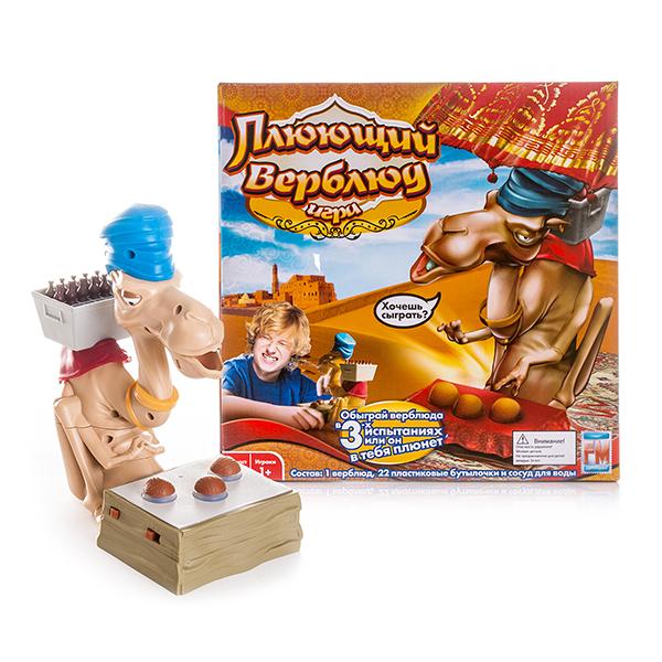 Интерактивная игра - Плюющий верблюдРазвивающие<br>Интерактивная игра - Плюющий верблюд<br>