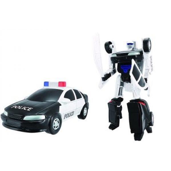 Робот из серии Galaxy Defender – Полиция, с аксессуарами