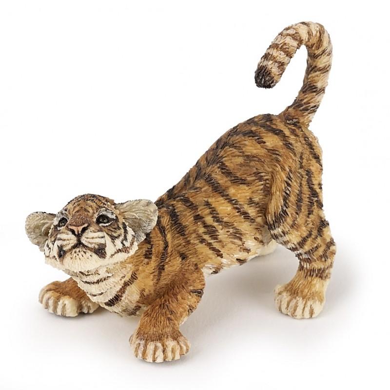 Играющий тигрёнок