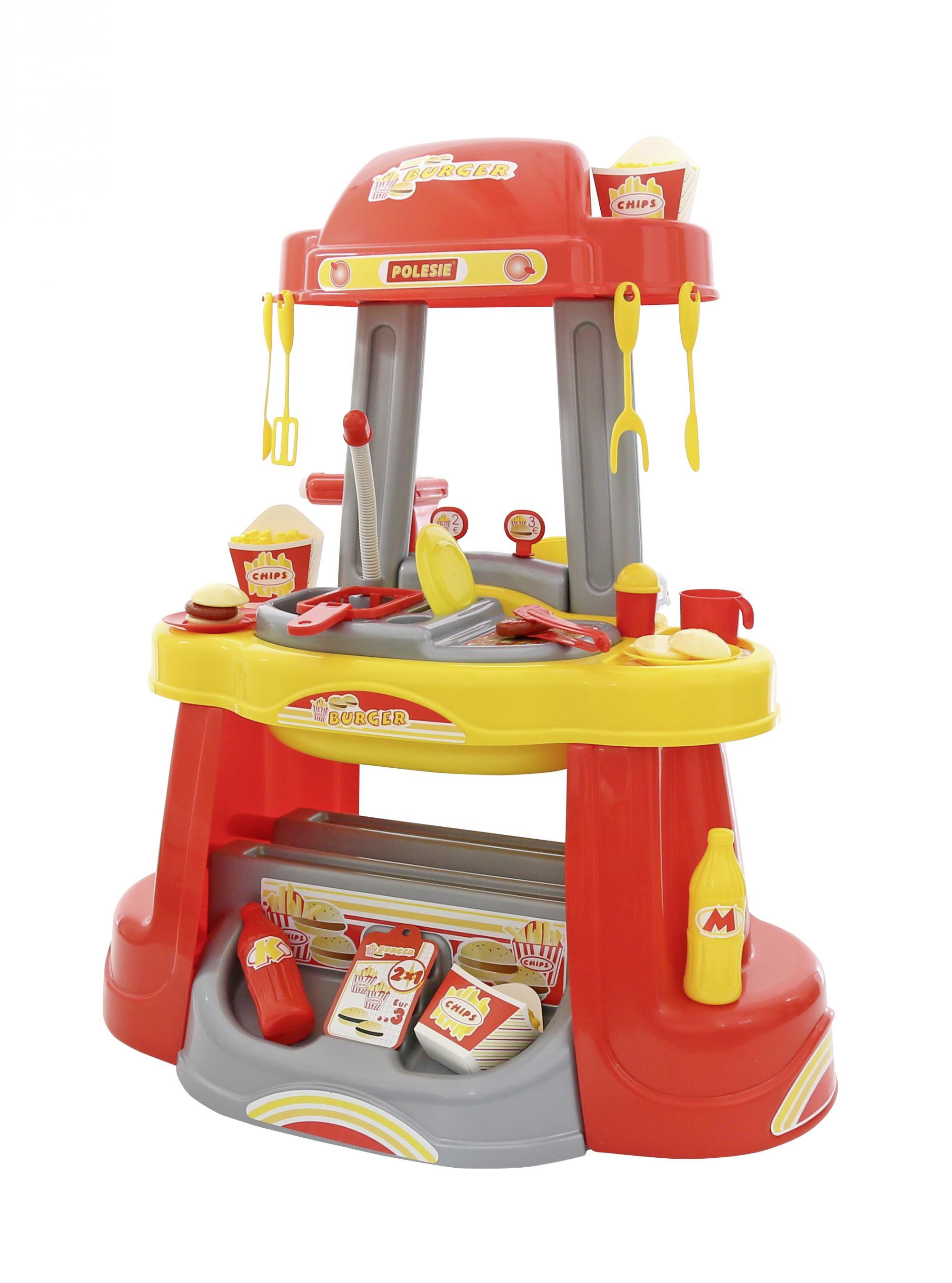 Игровой набор Бистро с аксессуарамиДетская игрушка Касса. Магазин. Супермаркет<br>Игровой набор Бистро с аксессуарами<br>