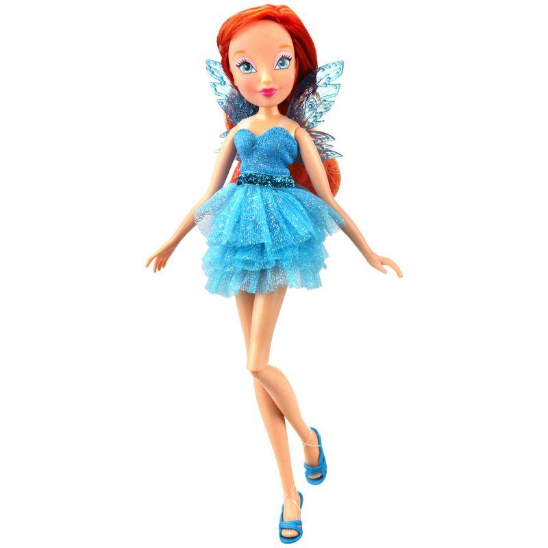 Кукла Блум из серии Winx Club Мода и магия-4Куклы Винкс (Winx)<br>Кукла Блум из серии Winx Club Мода и магия-4<br>