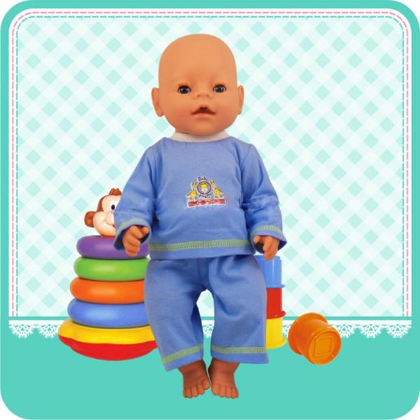 Комплект одежды для куклы ростом 40-42 см — кофточка и бриджиОдежда для кукол<br>Комплект одежды для куклы ростом 40-42 см — кофточка и бриджи<br>