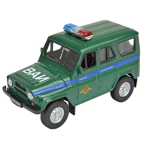 Модель машины УАЗ 31514 «Военная Автоинспекция»УАЗ<br>Модель машины УАЗ 31514 «Военная Автоинспекция»<br>